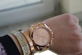 Resultado de imagen para relojes de mujer de michael kors