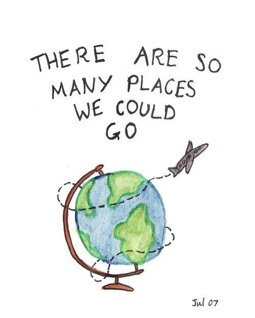 Best 25+ Travel drawing ideas on Pinterest Globe Drawing Tumblr