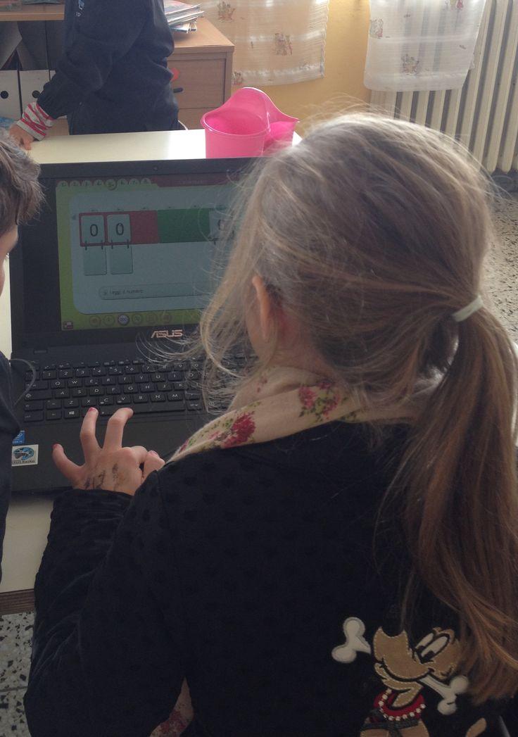 In coppia al computer