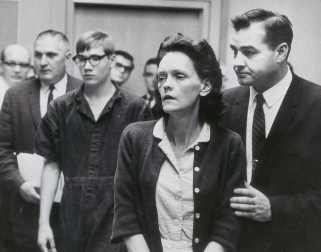 Monster mom Gertrude Baniszewski and teen cohorts torture Sylvia Likens to death in Indiana boarding house of horror