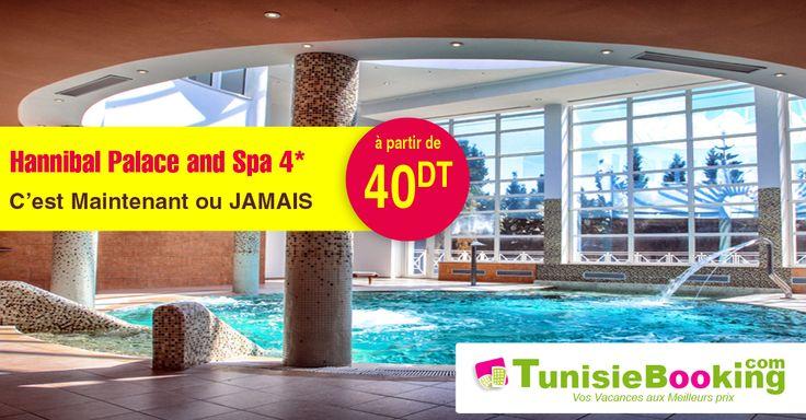 H tel hannibal palace and spa petit prix avec for Hotel petit prix