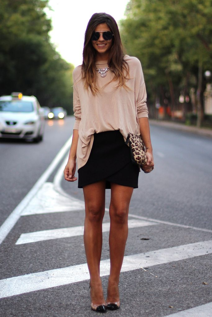 How to Transform a Simple Outfit and Stand Out 2