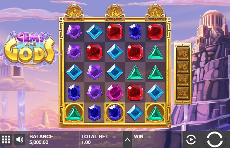Gems of the Gods - http://www.777free-slots.com/gems-of-the-gods-free-online-slot/