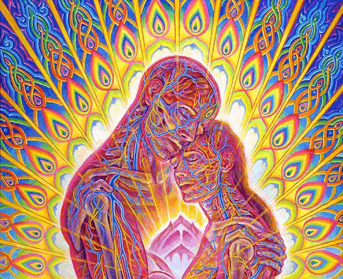 Psychedelic Spirit Paintings Alex Grey Art Gallery: 437 Best Images About Alex Grey On Pinterest
