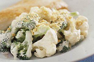 Broccoli & Cauliflower Supreme
