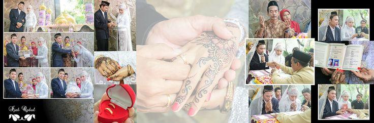 #Design Wedding Album #AkadNikah