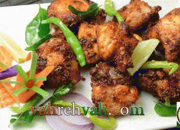 Street Food Chicken 65