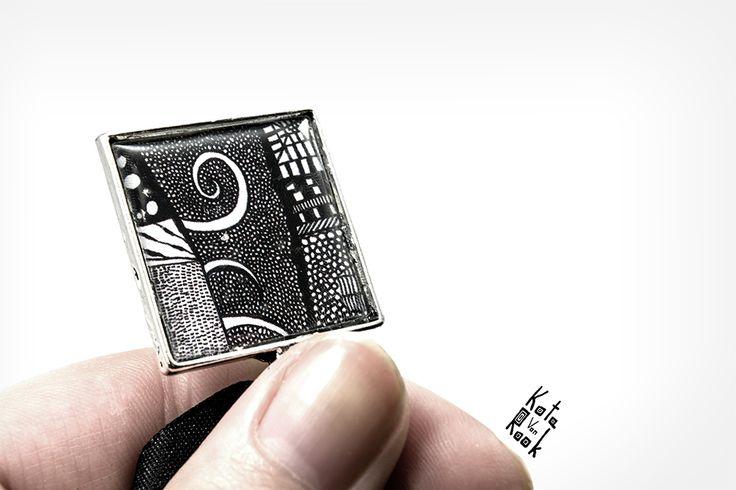 Doodle jewellery by Kota Von Rook