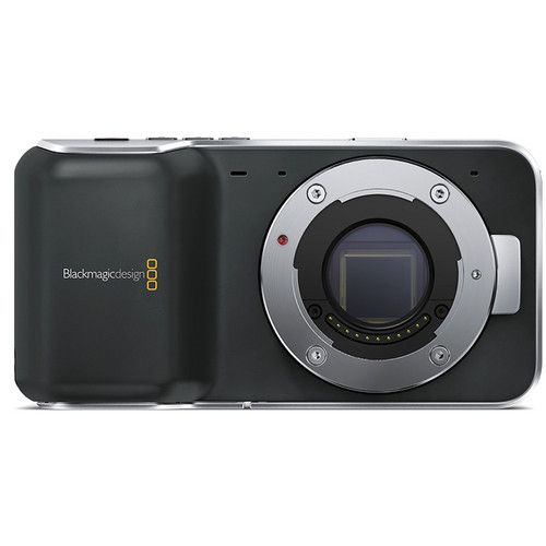 Blackmagic Design Pocket Cinema Camera $495 + Free Shipping