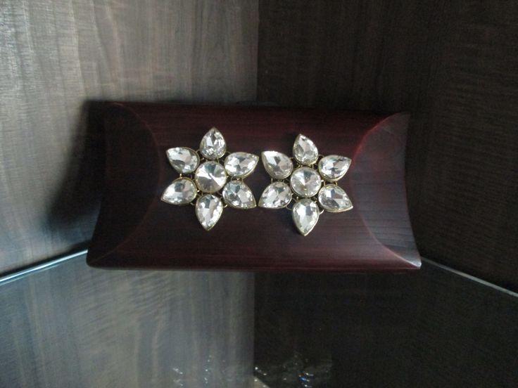 #wooden #box #clutch #crystals #handy #cute #fashion