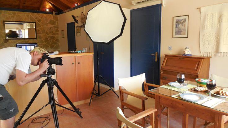 Family Tower Studio - sitting area — at Zakynthos