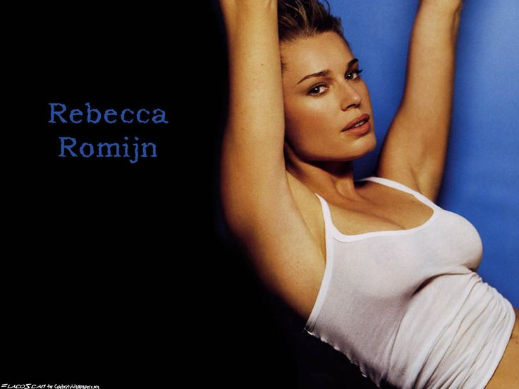 Rebecca Alie Romijn is an American actress and former fashion model.