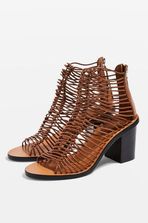 a2dfd3c10e NARLY Smart Heeled Sandals - Clothing in 2019 | Wear it | Topshop ...