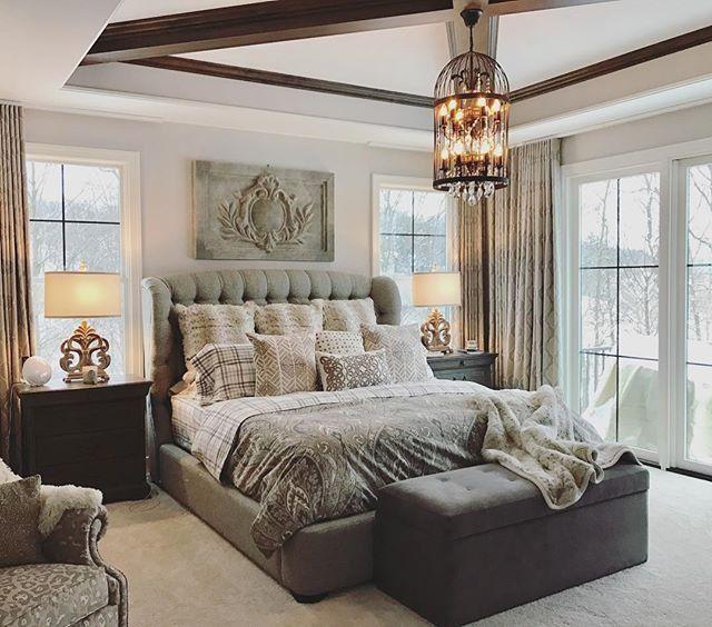 48 best Bedrooms images on Pinterest | Bedroom furniture, Queen ...