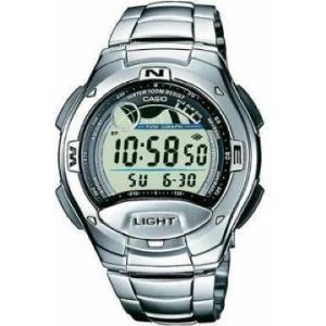 Montre homme Casio W-753D-1AVES, Impossible de se perdre grâce à cette montre Casio qui vous indique les phases de lune, les marées, ou encore la direction...sur www.shopwiki.fr ! #fete_peres #cadeau #papa #montre