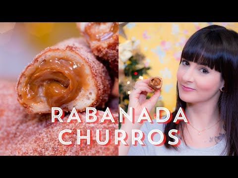 RABANADA CHURROS | I Could Kill For Dessert 65 #ICKFD - YouTube