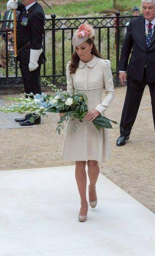 Con motivo del 33 cumpleaños de la duquesa de Cambridge, hemos querido hacer un recopilatorio de sus mejores looks.Embarazada de cinco...