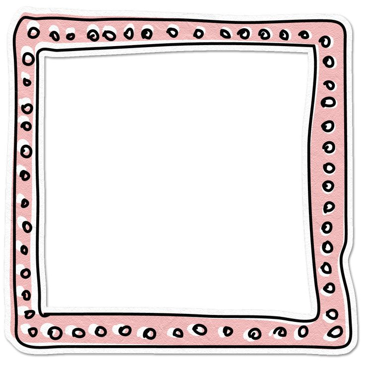 backgrounds clip art frames my cute graphics - HD 1400×1400