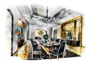 Interior Design Bedroom Sketches Inspiration 44 Best Vision Boards Drawings & Renderings Images On Pinterest Review