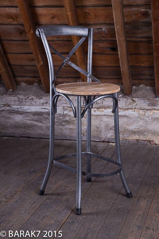 """Chaise de bar Loft """"Nola"""" Да поседнем Pinterest"""