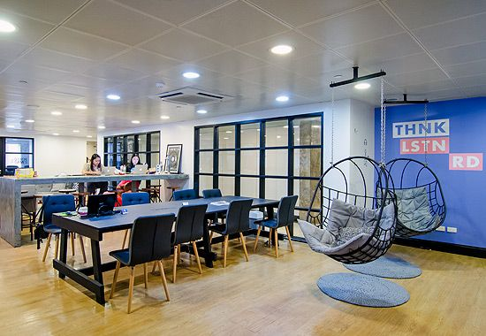 Coolest Offices in Manila: A SPACE Manila | News+Features | What's New | SPOT.ph: Your One-Stop Urban Lifestyle Guide to the Best of Manila