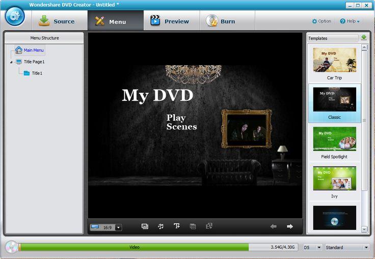 Wondershare DVD Creator gratis per un tempo limitato   Giveawayita
