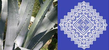 Hvar, Croatia - Souvenirs > Agave lace
