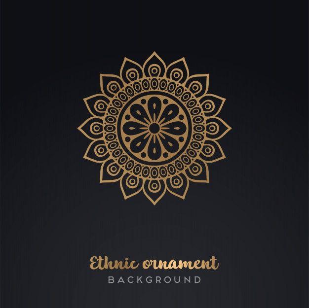 Artistic Luxury Mandala Design Vector Free Download