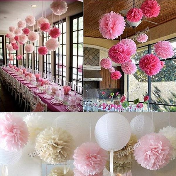Paper Balls Decoration Inspiration 15 Best Decor Images On Pinterest  Wedding Ideas Birthday Decorating Design