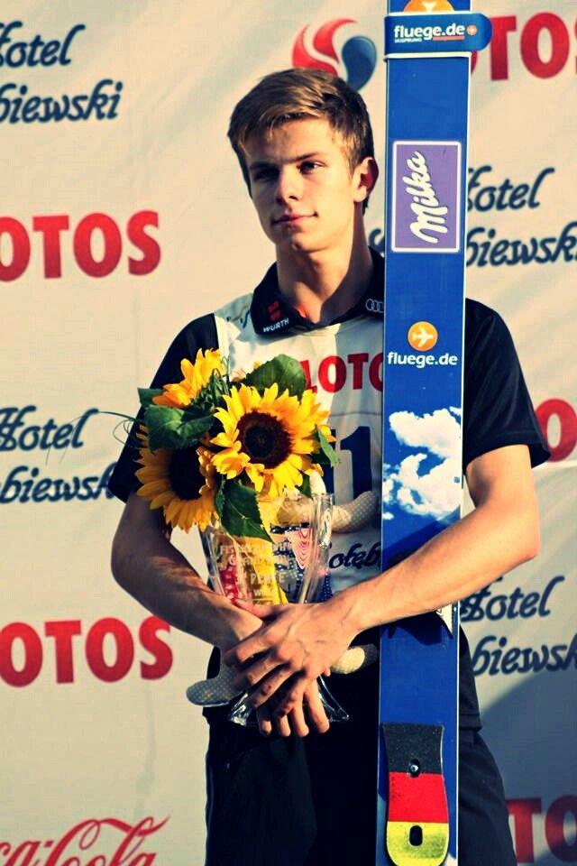 Andreas Wellinger SGP Wisła 2014