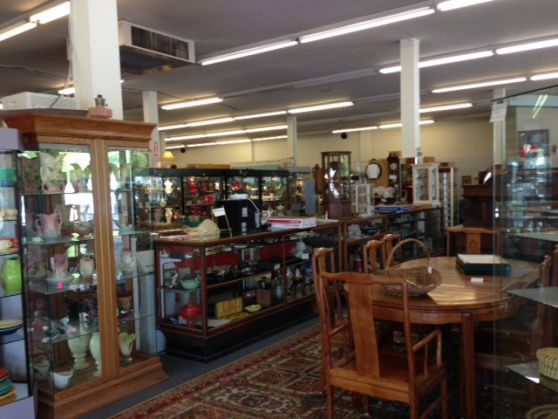 Look At All The Great Finds To Be Found At Uptown Antiques In Richland, WA