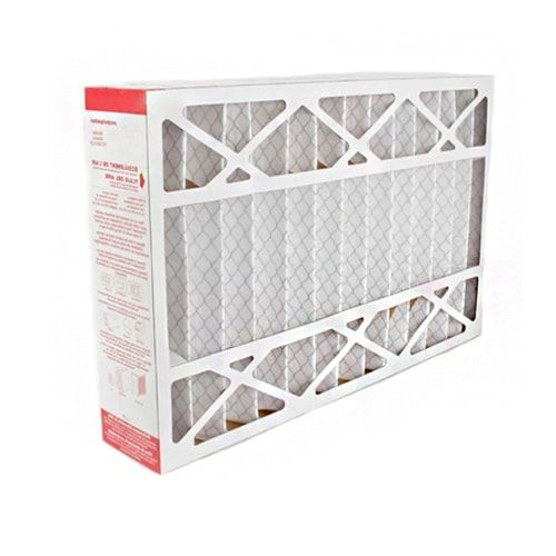 Replacement Pleated Air Filter for for Honeywell 12 1/2 x 20 x 5 Merv 11 Single Pack