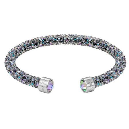 Swarovski Crystaldust Cuff - Purple - 5292445, Women's
