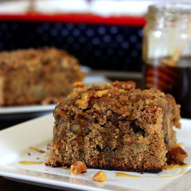Recipe Creme Fraiche Cake