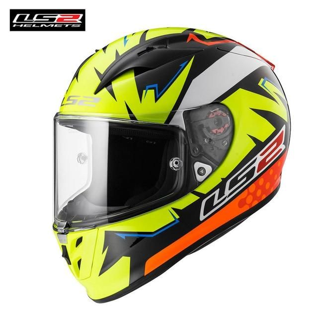 Ls2 Ff323 Arrow R Evo Full Face Motorcycle Helmet