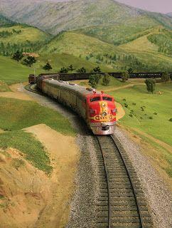 Model Train Scenery HO at www.modelleisenba...