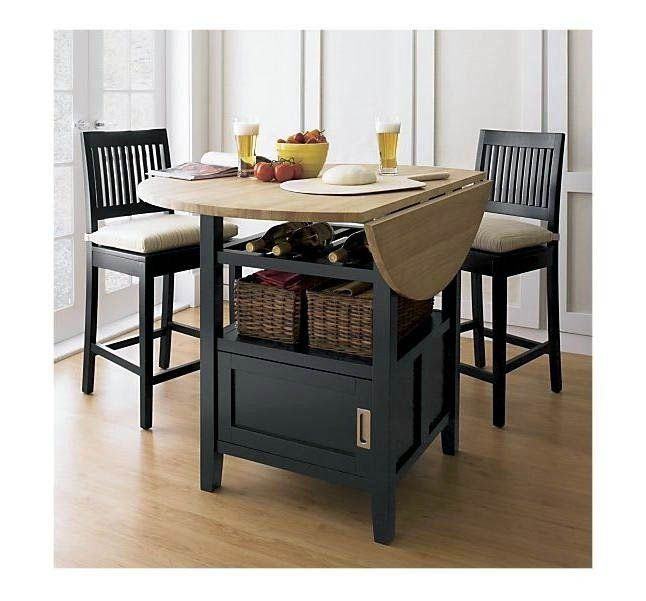 Elite High Top Corner Kitchen Table Only On Homesaholic Com Small Kitchen Tables Kitchen Island Table High Dining Table