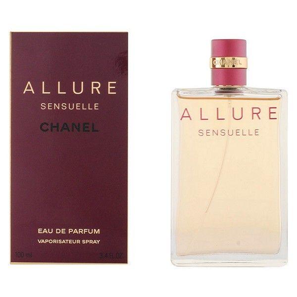 El mejor precio en perfume de mujer en tu tienda favorita  https://www.compraencasa.eu/es/perfumes-de-mujer/91554-perfume-mujer-allure-sensuelle-chanel-edp.html
