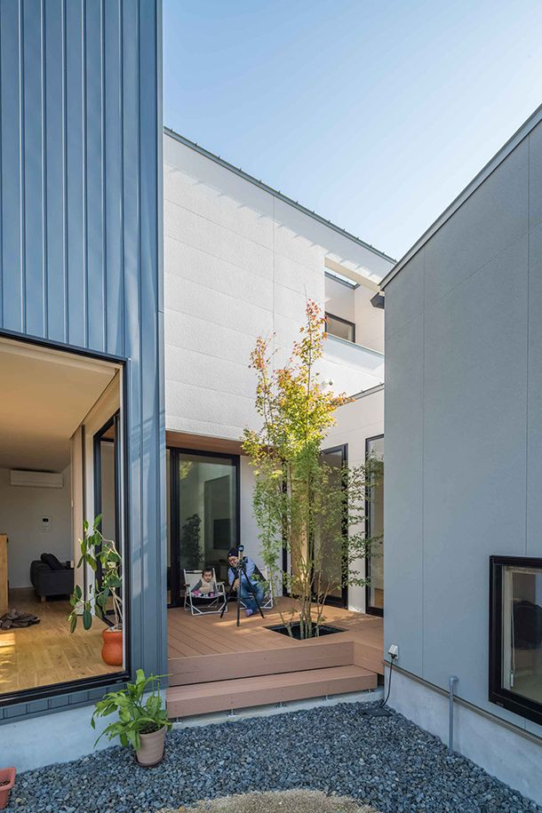 silhouette | 注文住宅なら建築設計事務所 フリーダムアーキテクツデザイン