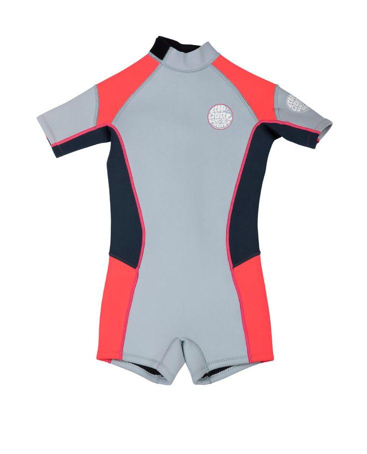 Junior Girl Dawn Patrol Short Sleeve Spring | Girls Wetsuits | Rip Curl Australia