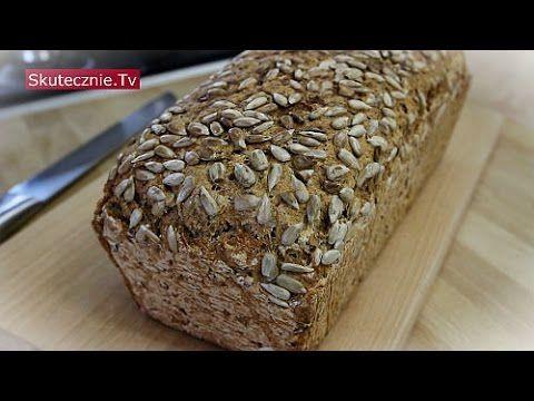 Chleb pełnoziarnisty razowy :: Skutecznie.Tv [HD]