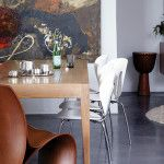 Pierre Cronje's Arniston Dining Table in this Camps Bay, Cape Town home.