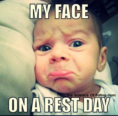 rest day memes - Google Search