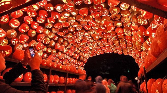The Great Jack O'Lantern Blaze 2014 at Van Cortlandt Manor, Croton | Historic Hudson Valley