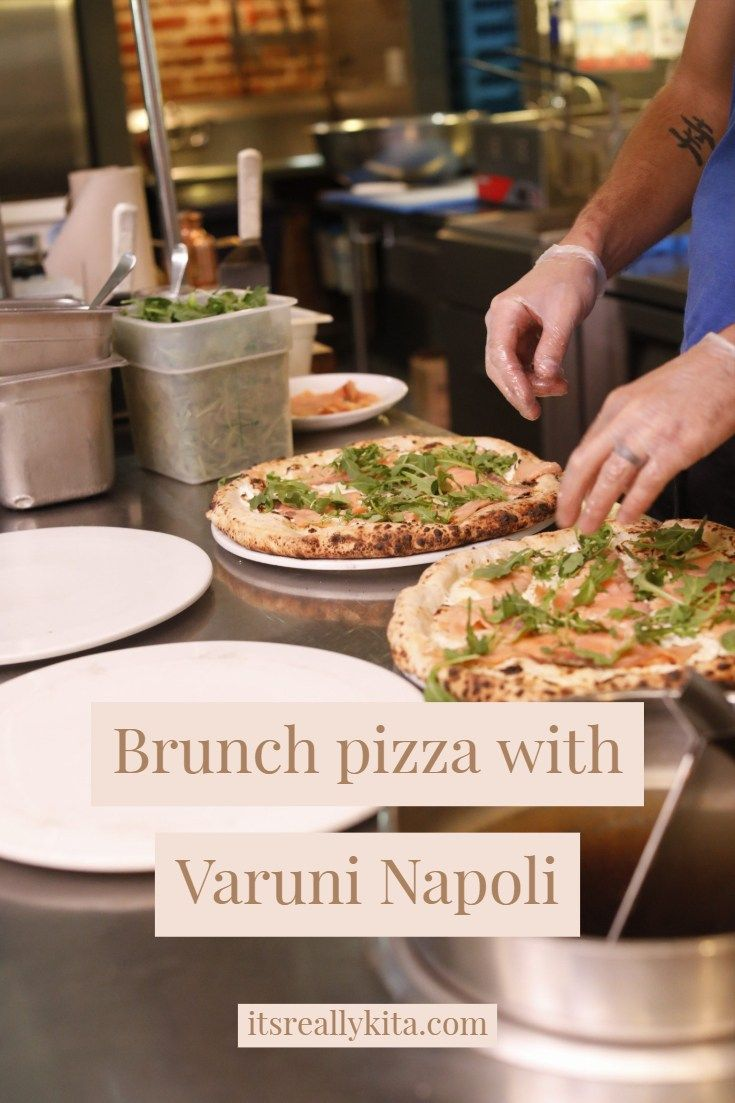 Yes Pizza For Brunch In Atlanta Is A Thing It S Really Kita Brunch Brunch Pizza Atlanta Food