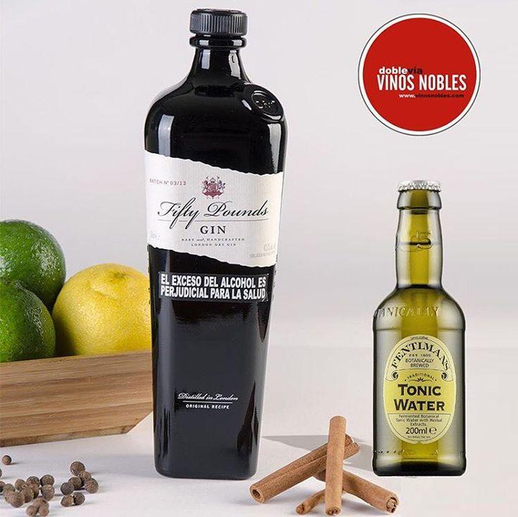 El éxito de nuestra #FiftyPounds Gin en los mercados ha sido brillante. Ha tenido una espléndida acogida en Europa, Asia, América y Oceanía. #VinosNobles