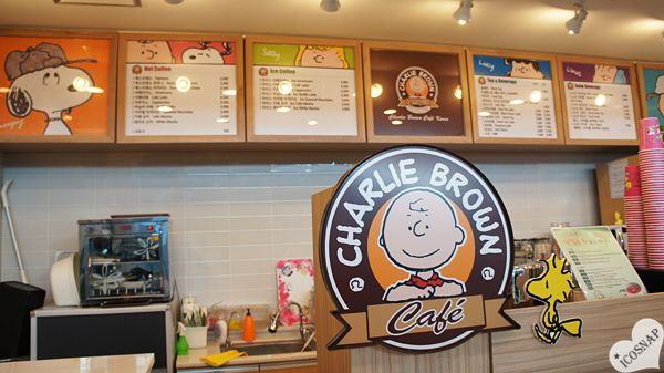 CHARLIE BROWN CAFE INCHEON AIRPORT