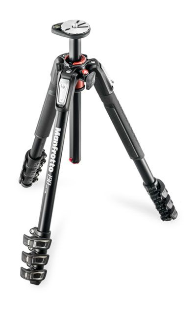 190 New Series - Tripods - Photo | Manfrotto