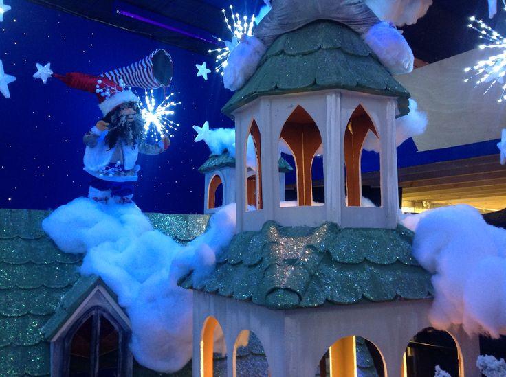 Villaggio di Natale.