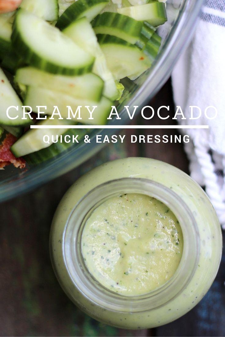 Grilled Shrimp Chopped Salad with Creamy Avocado Dressing